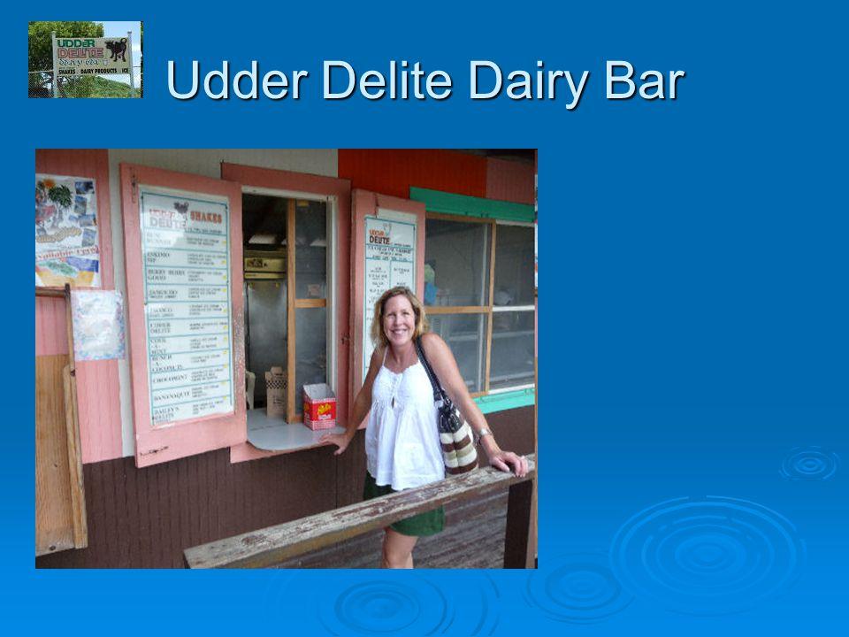 Udder Delite Dairy Bar