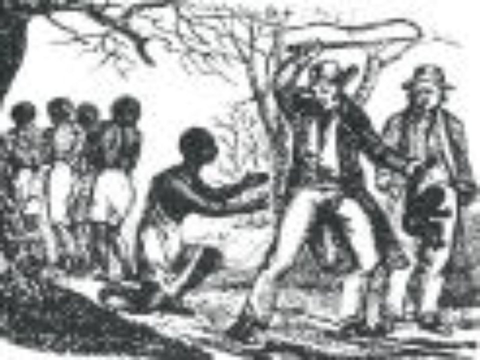 Nat Turner's Revolt Caught by local militia and hung after quick trial