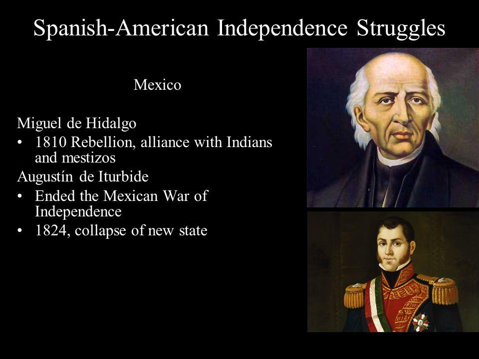 Latin American Economies and World Markets, 1820-1870 Britain, U.S.