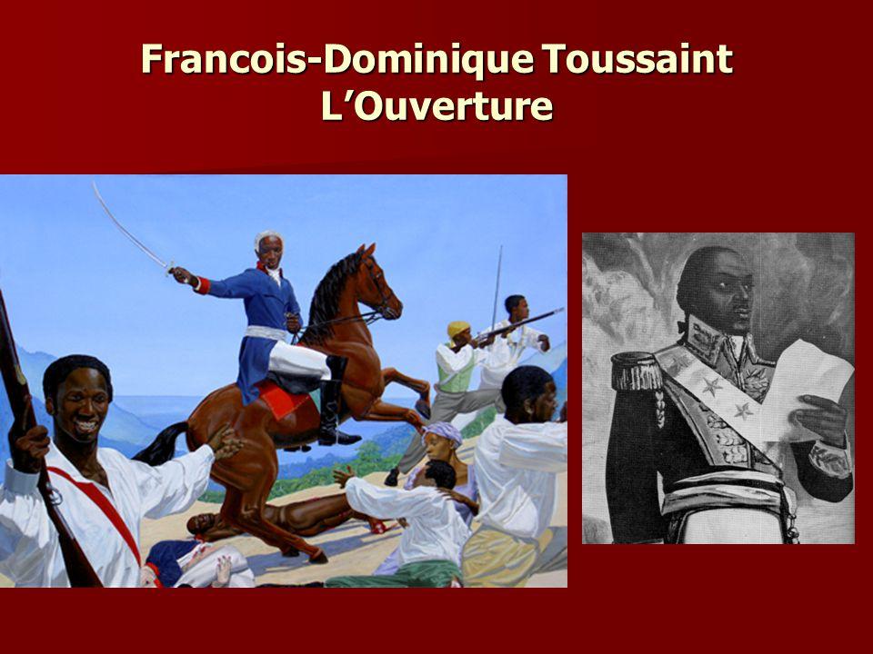 Francois-Dominique Toussaint L'Ouverture