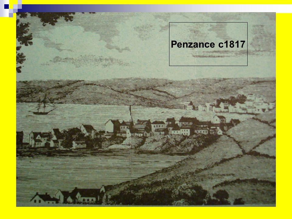 Penzance c1817