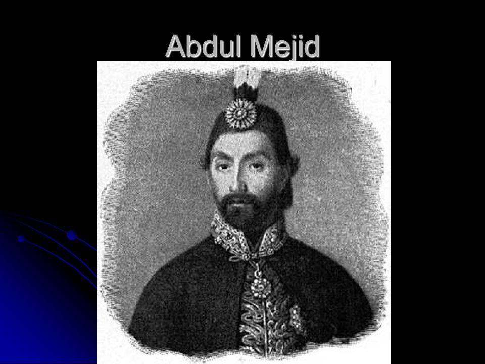 Abdul Mejid