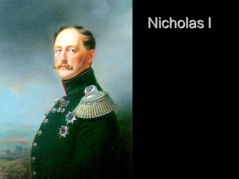 Nicholas I