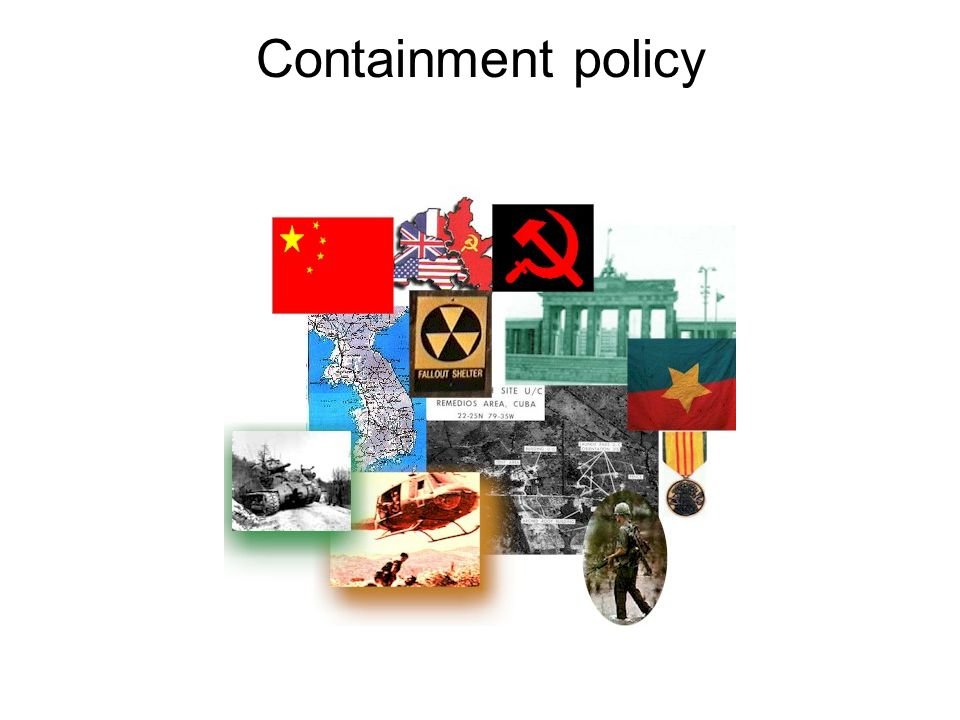 Containment policy