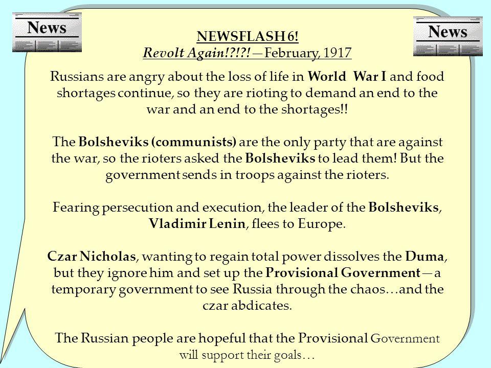 NEWSFLASH 6.