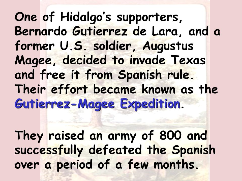 New Spain s lower classes rose in great numbers to join Hidalgo's revolt.
