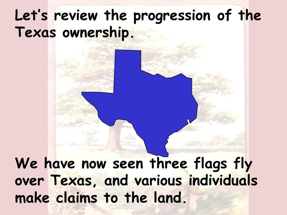 empresarios Austin's colony was very successful.