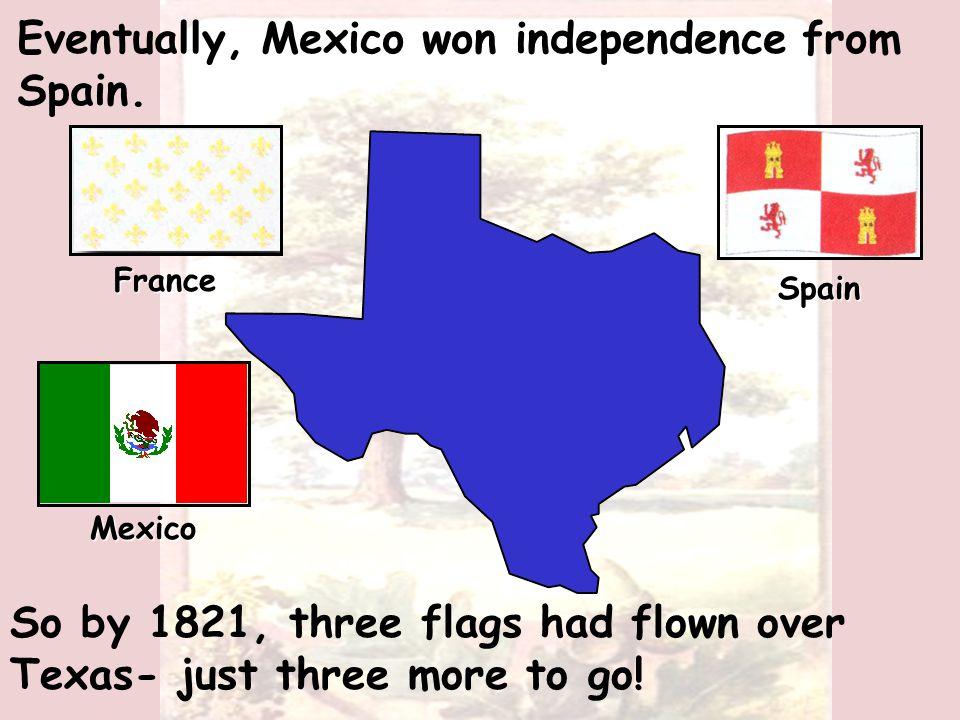 Empresarios Empresarios such as Stephen F. Austin were given land grants to settle Texas.