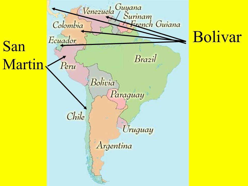 Bolivar San Martin