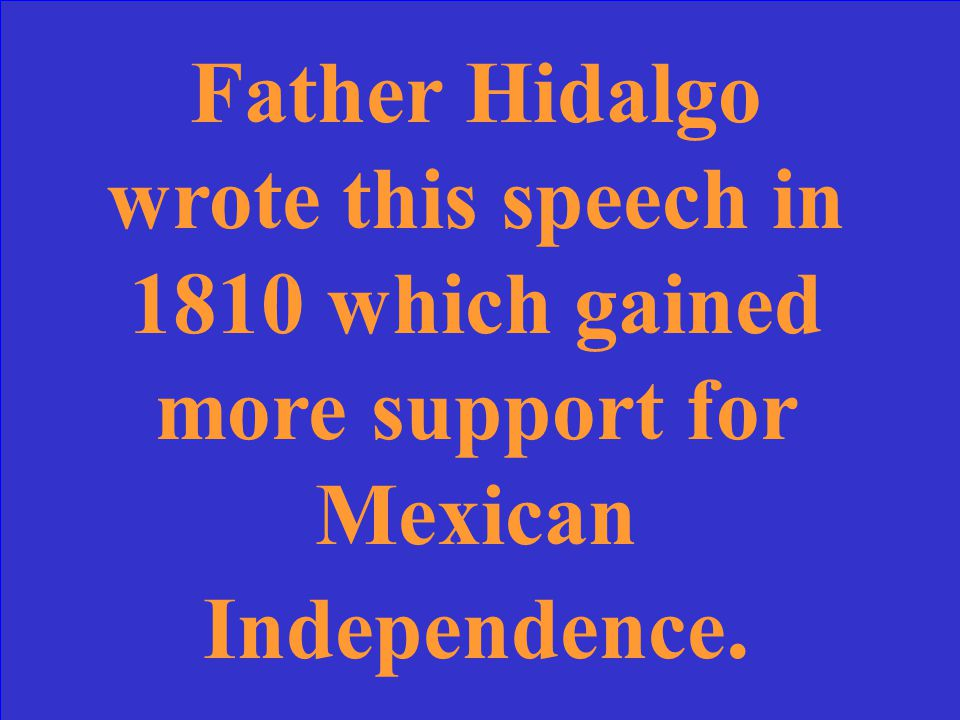 Who is Father Miguel Hidalgo