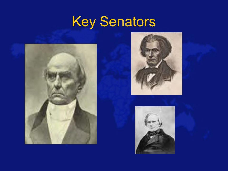 Key Senators