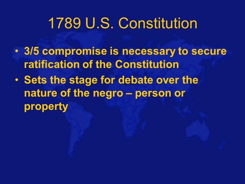 1789 U.S.