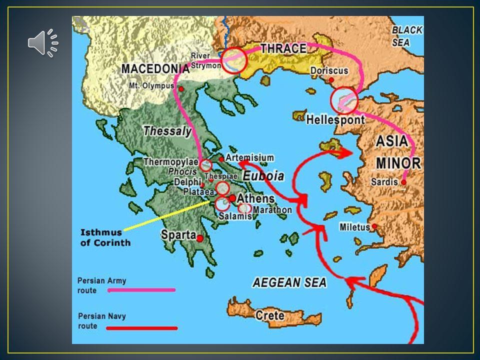 King Xerxes-480 BCE