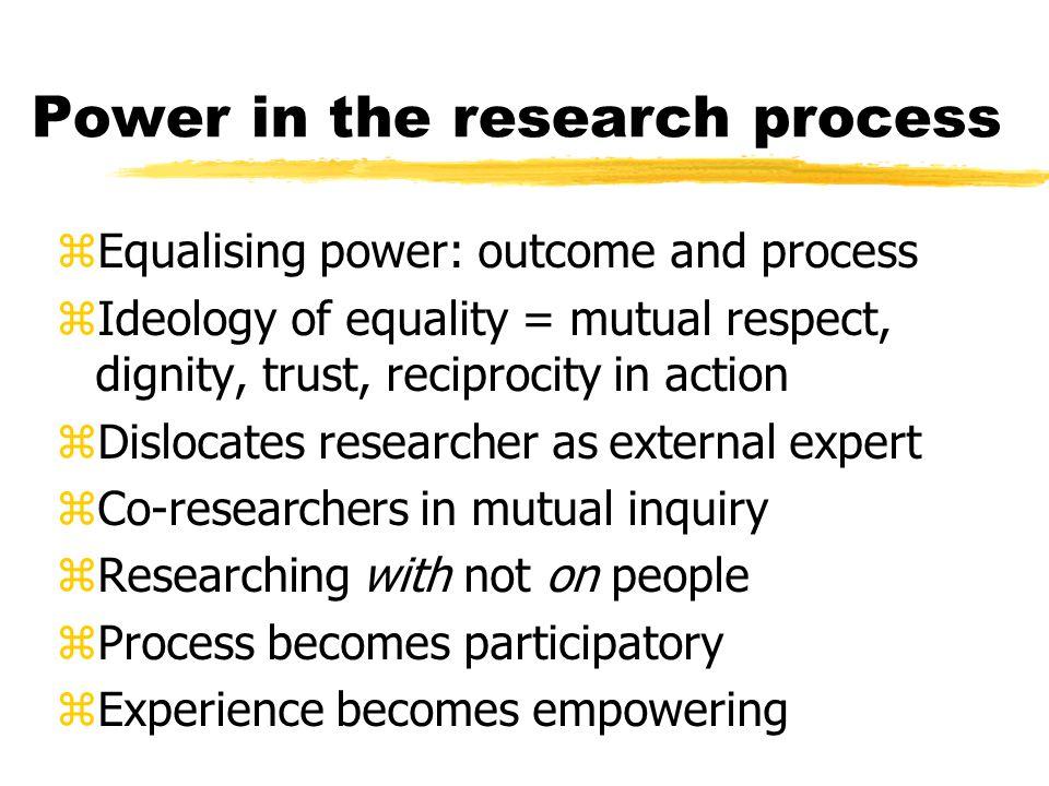 Participation: a radical concept.