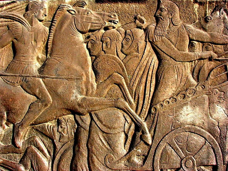 Victory at Issus Capture of family of Darius