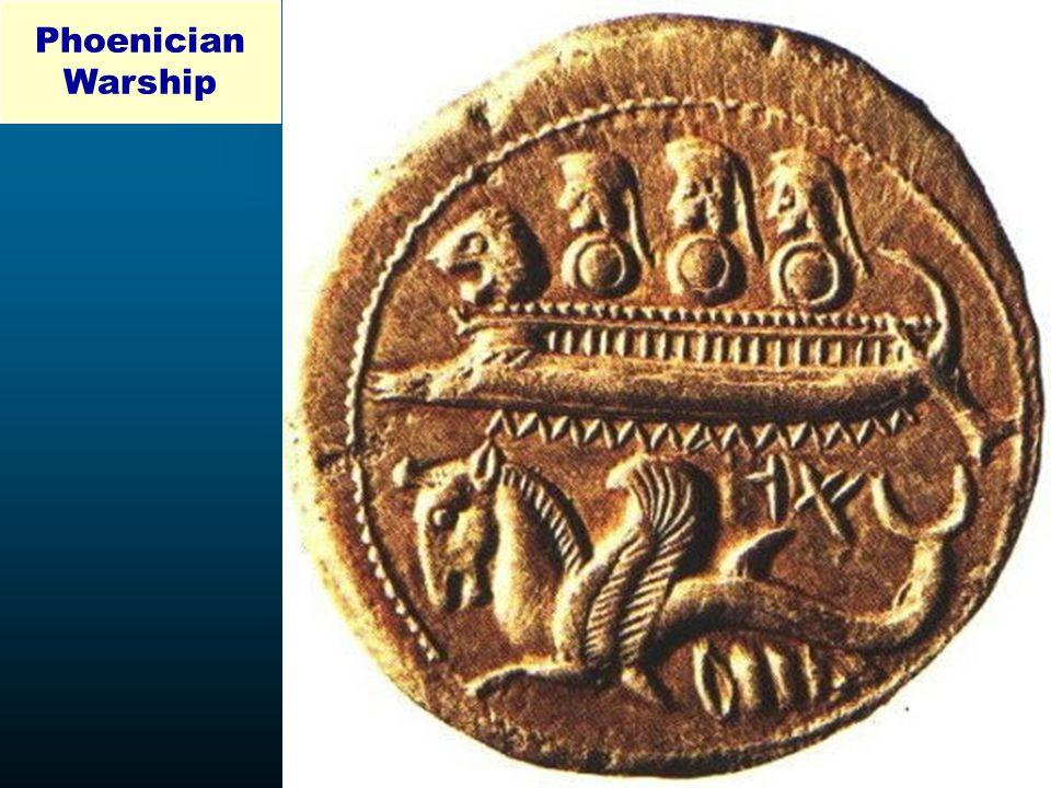 Phoenician Warship