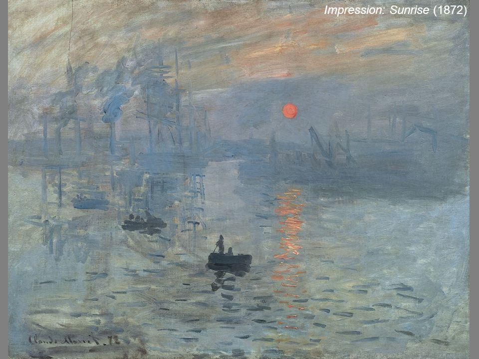 Impression: Sunrise (1872)