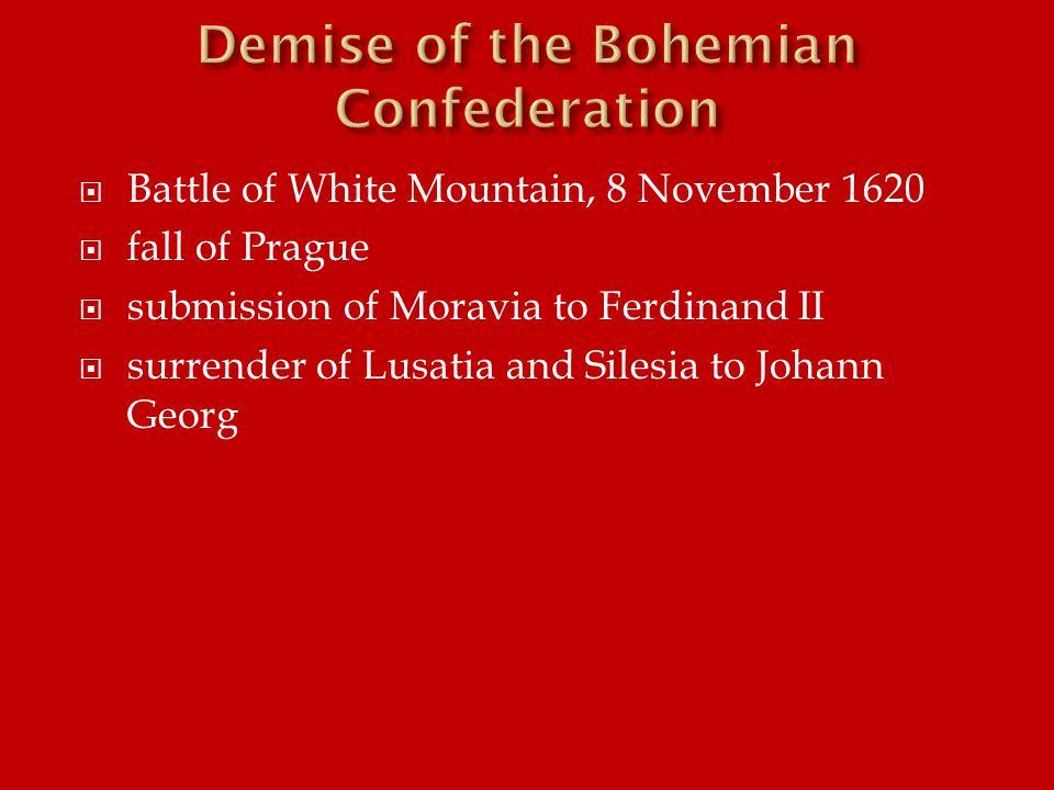  the fate of the Palatinate  rewards for Maximilian I: 1.