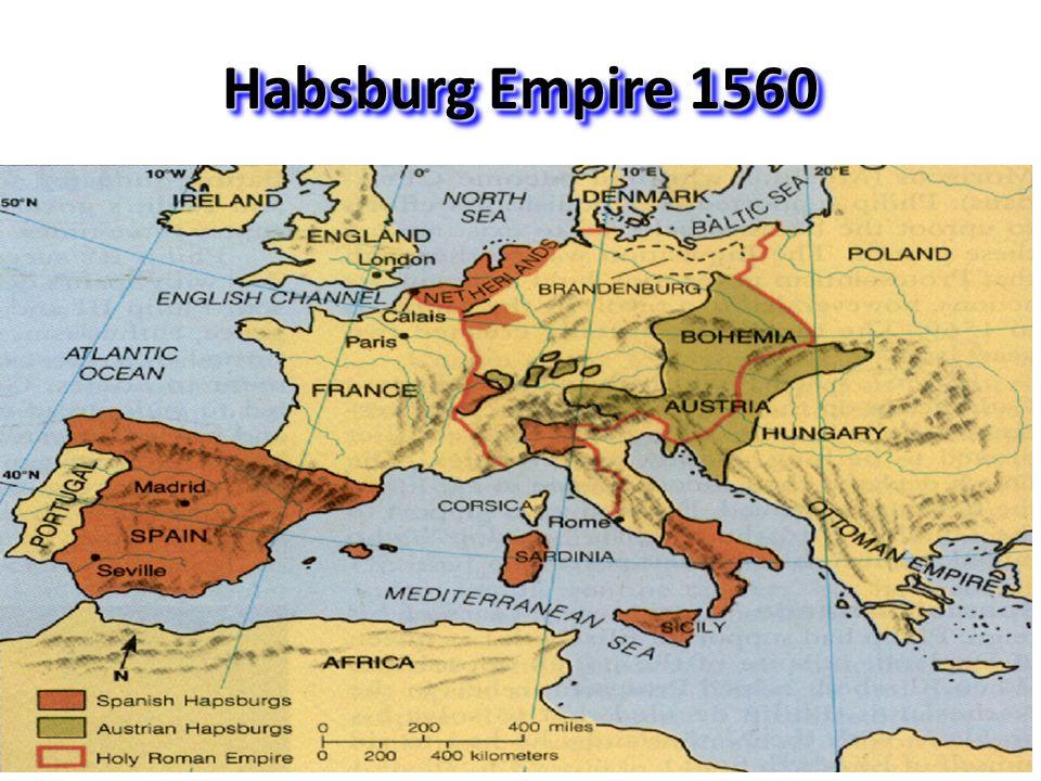 Habsburg Empire 1560