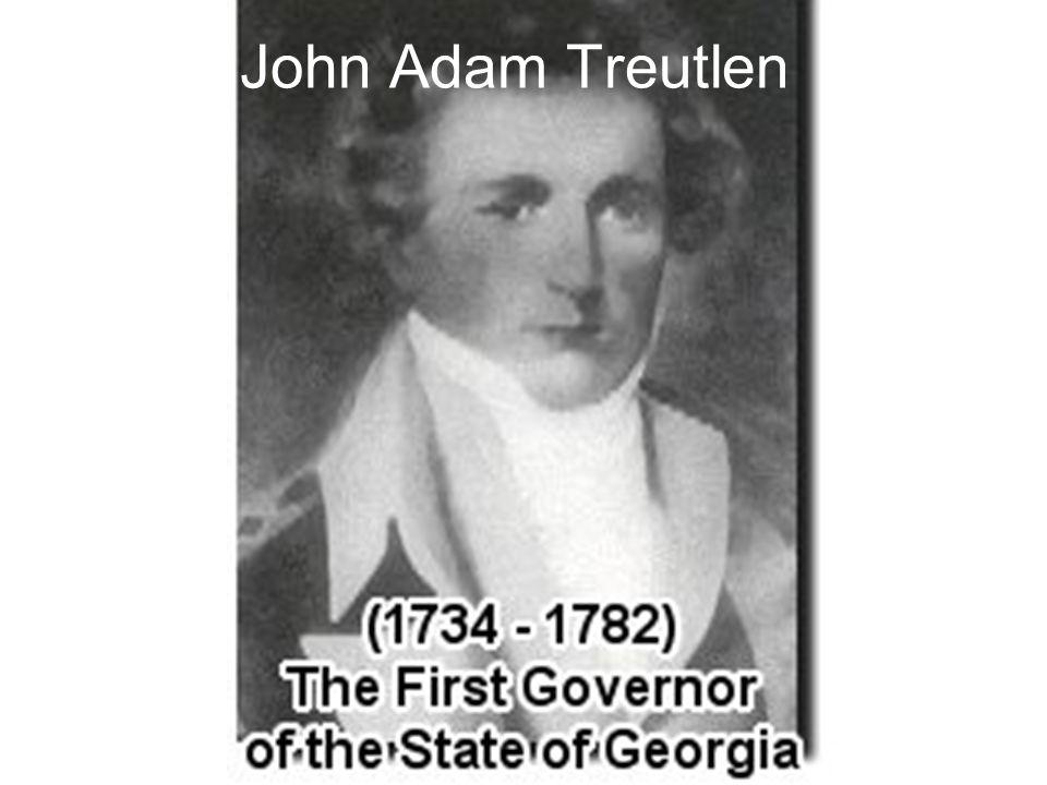 John Adam Treutlen