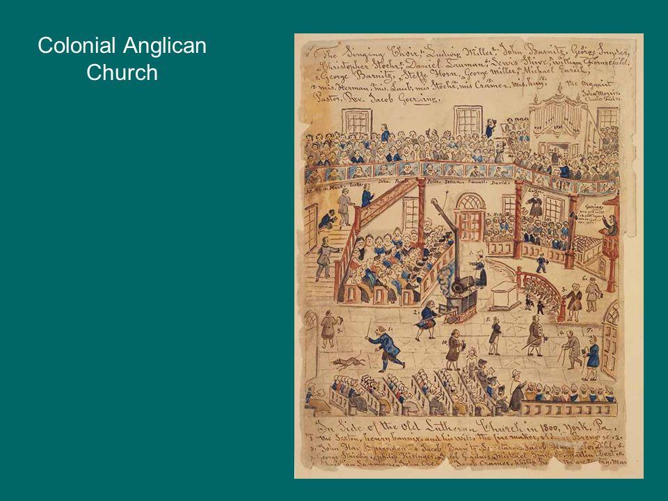Colonial Anglican Church