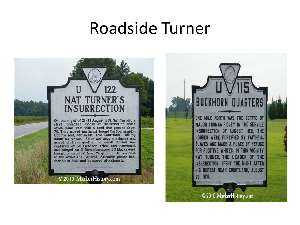 Roadside Turner