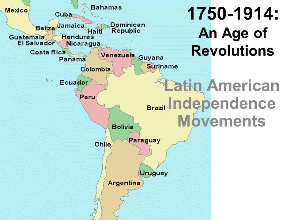 Bolivar's vision of a united South America.Bolivar's vision of a united South America.