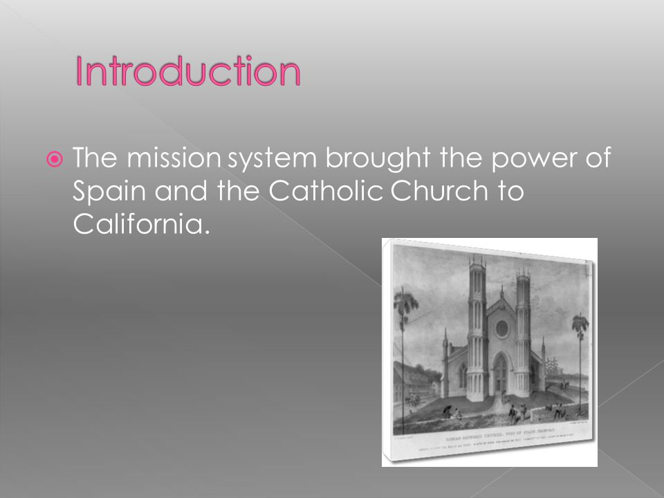  California Indians who moved to the missions had to learn a new way of life.
