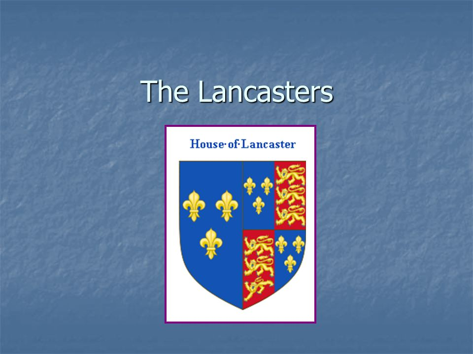 The Lancasters