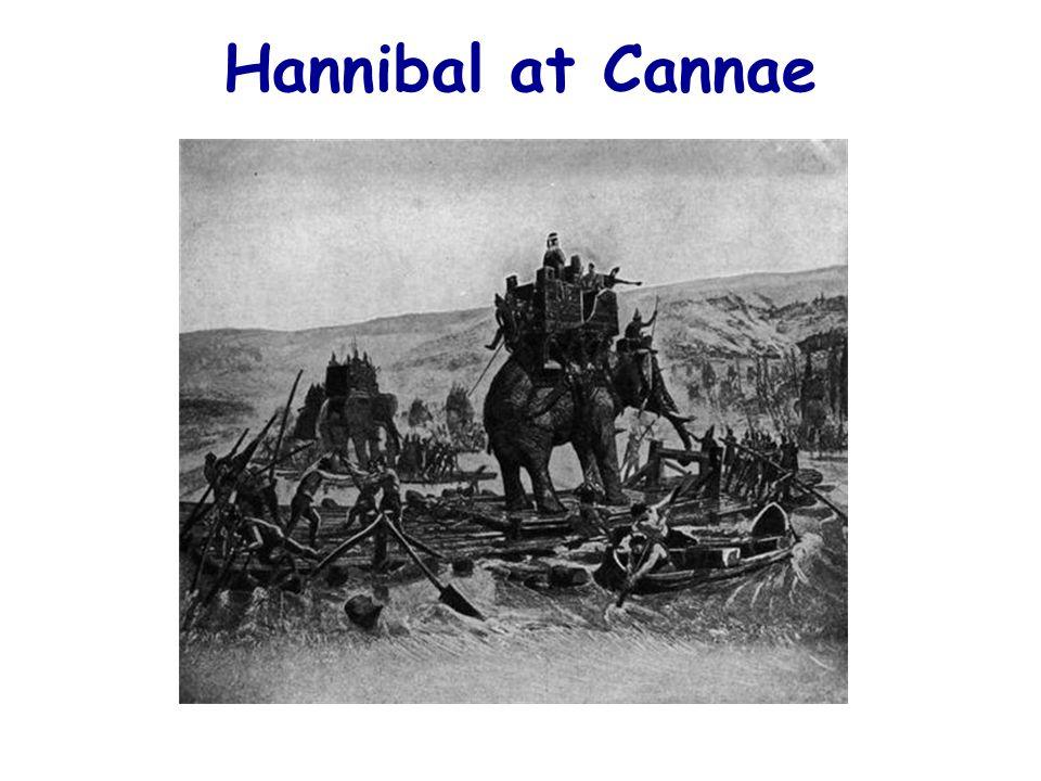 Hannibal at Cannae