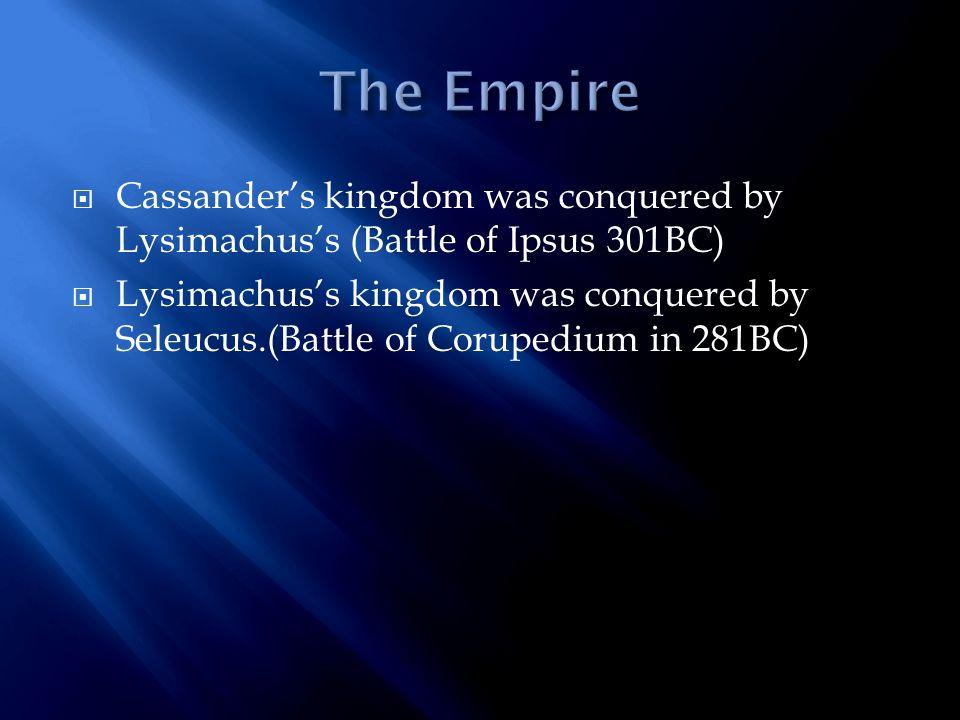  Vs 13 Ptolemy IV dies in 205BC .