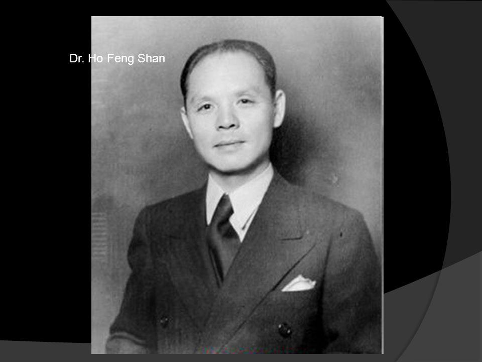 Dr. Ho Feng Shan