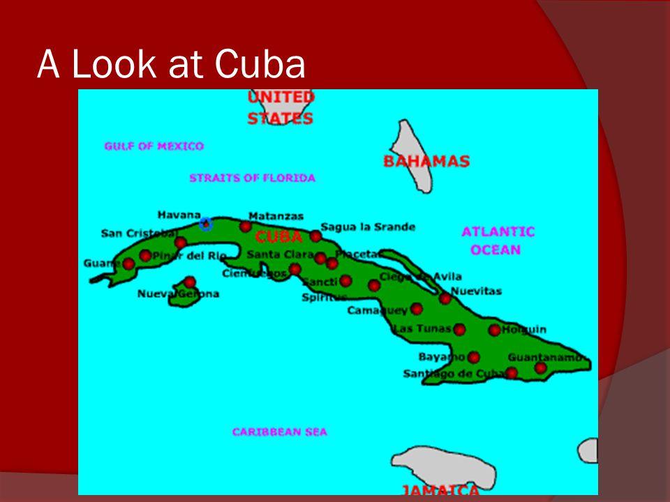 A Look at Cuba
