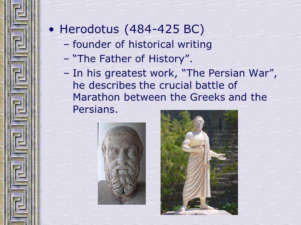 550 BC Conquers Lydia (in Asia Minor) –Herodotus Histories, 1.53, p.