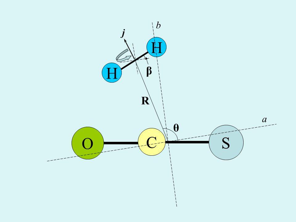pH 2 -OCS oH 2 -OCS HD-OCS oD 2 -OCS pD 2 -OCS