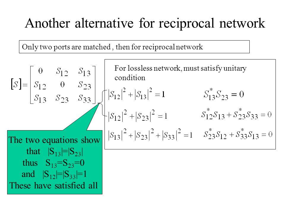 Practical couple line coupler V 3 is maximum when  =  /2, 3  /2,...