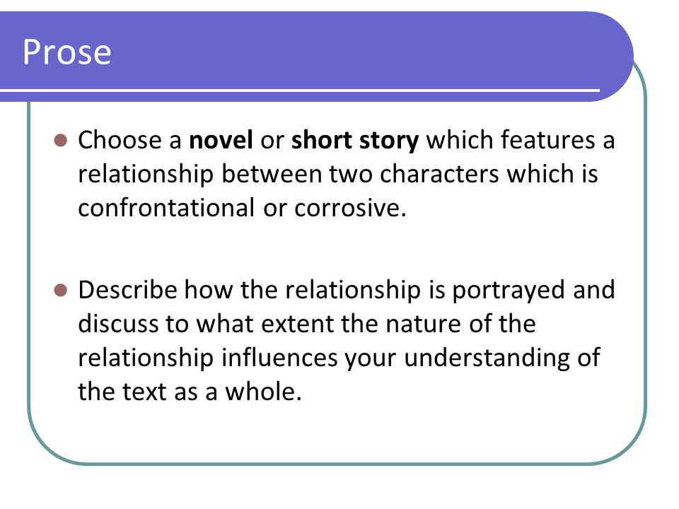 Drama Choose from a play which you feel is made particularly effective by features of structure such as: dramatic opening, exposition, flashback, contrast, turning point, climax, anticlimax, denouement… Show how one or more structural feature employed by the dramatist adds to the impact of the play.