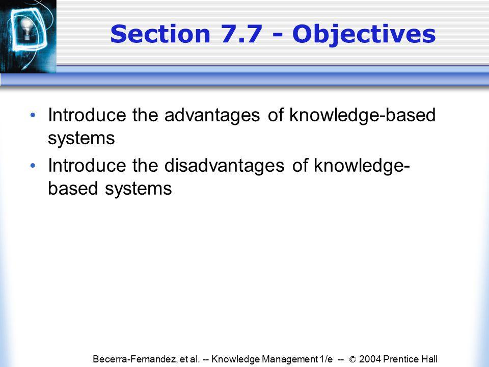 Becerra-Fernandez, et al.
