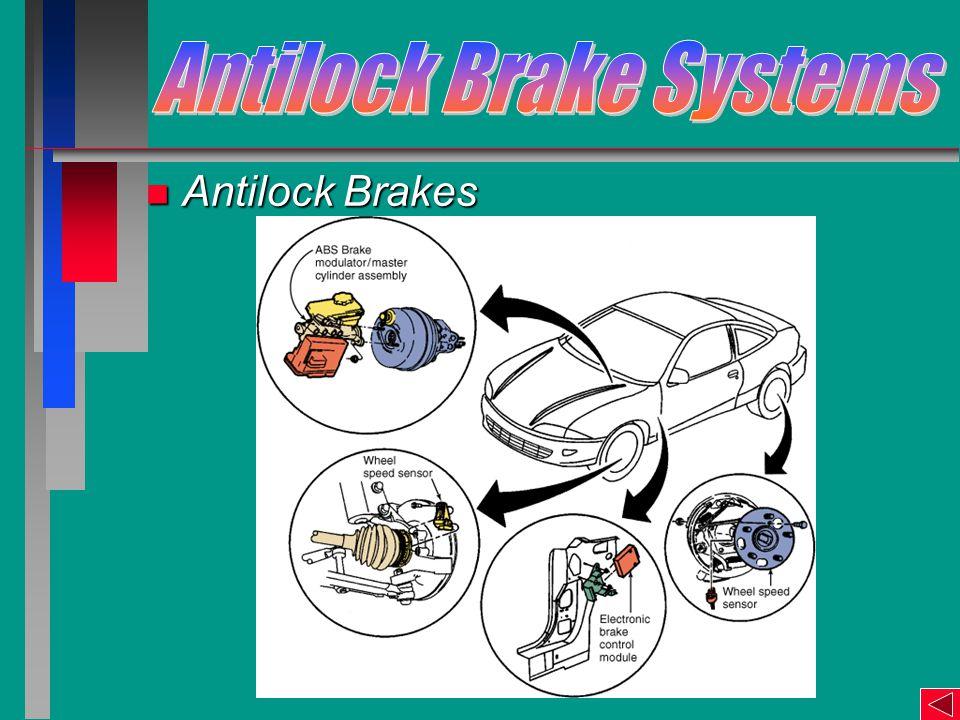 n Antilock Brakes