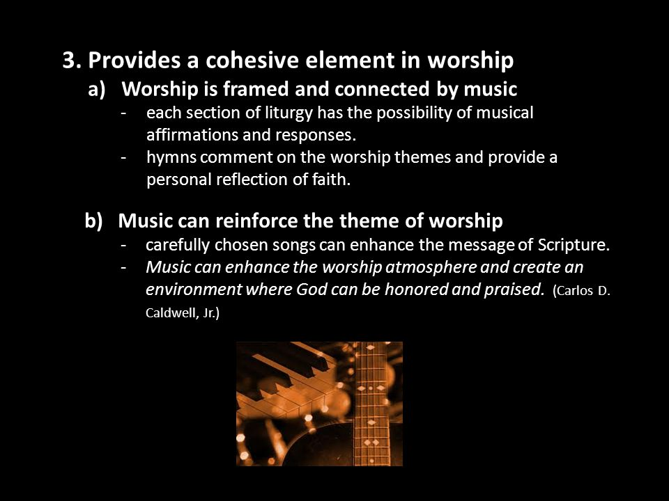 Types of Church Music Traditional 1.