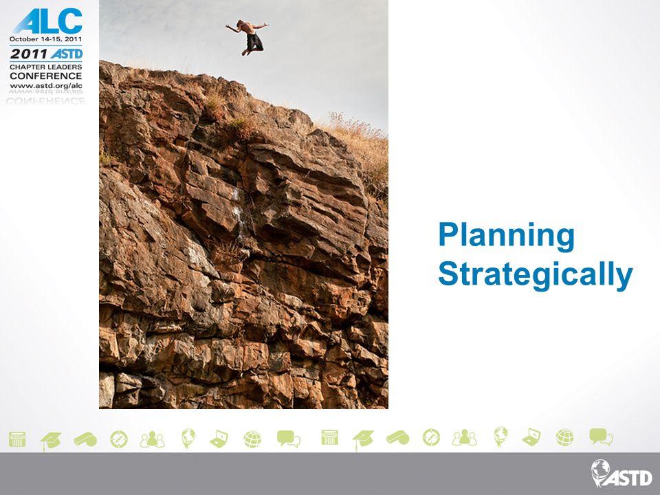 Planning Strategically