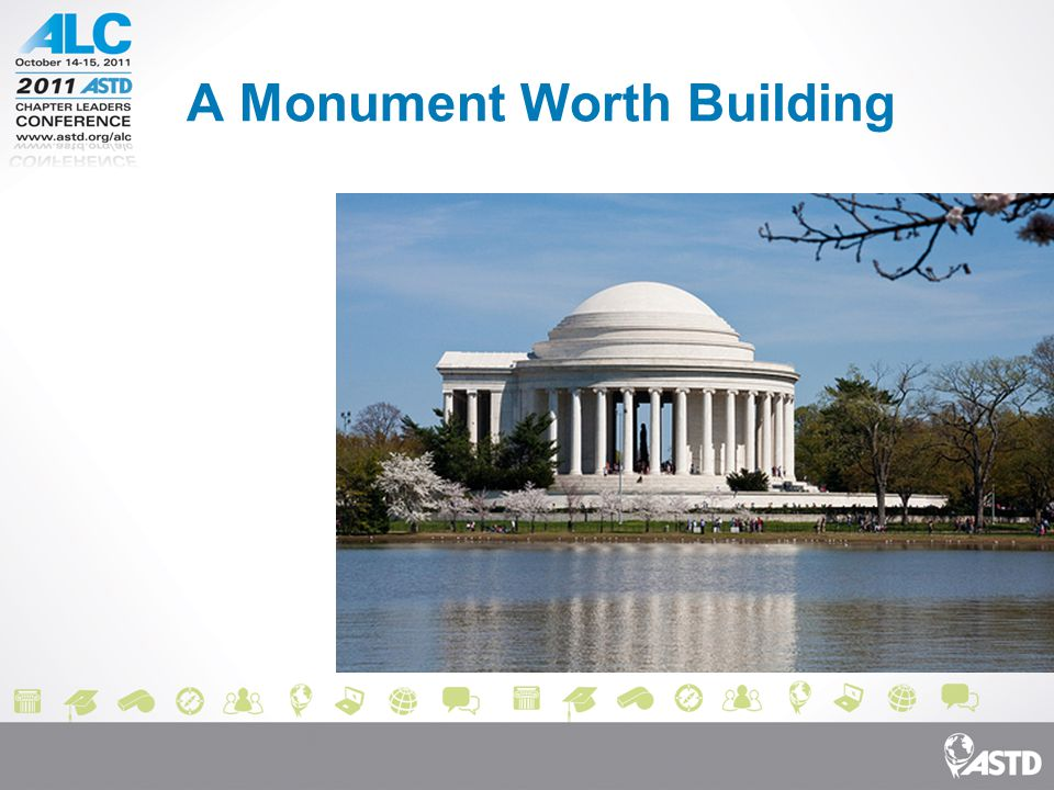 A Monument Worth Building