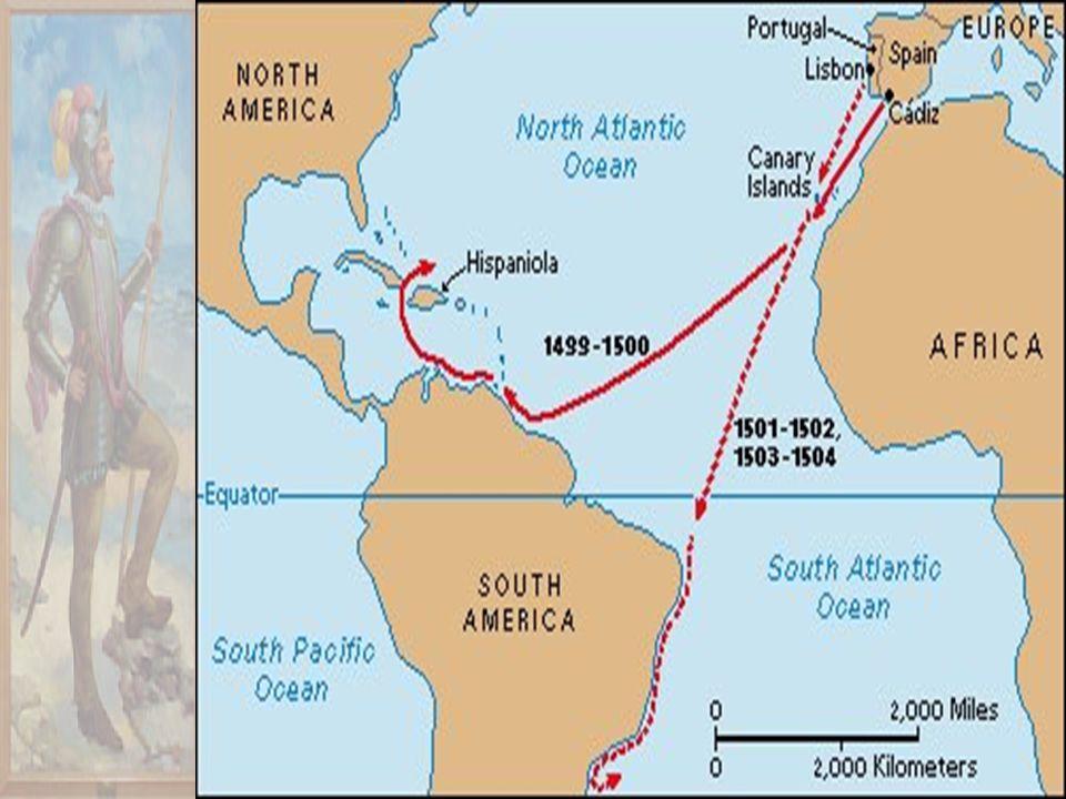 Vasco Nunez de Balboa What did Balboa discover? 1200 - 1800