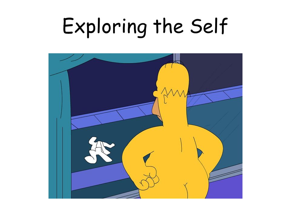 Exploring the Self