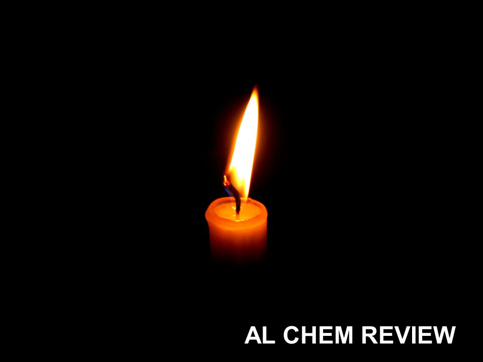 AL CHEM REVIEW
