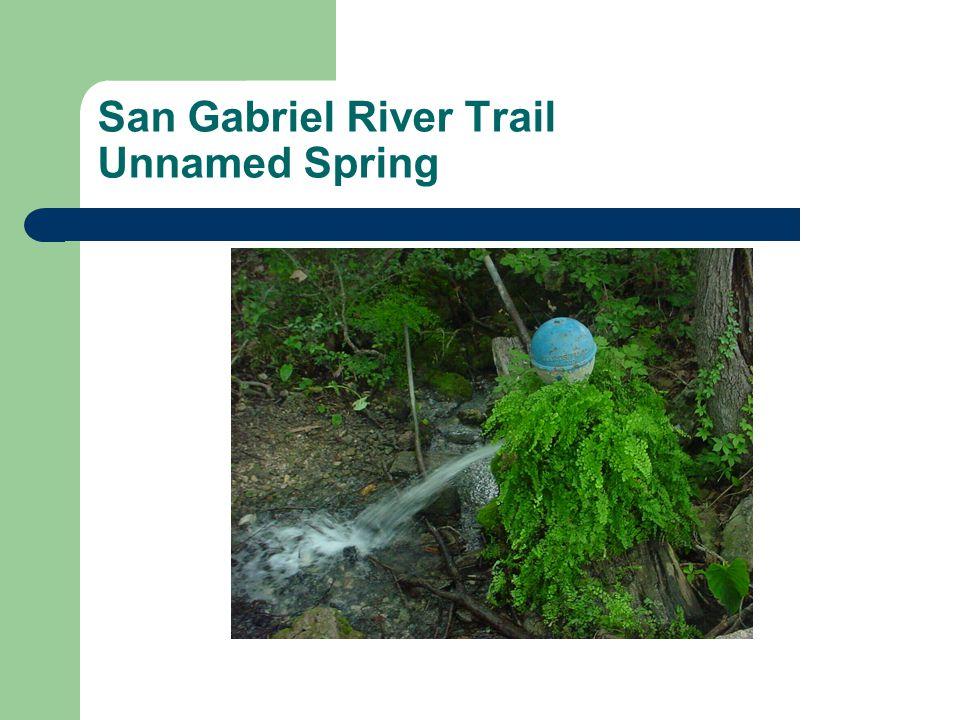 San Gabriel River Trail