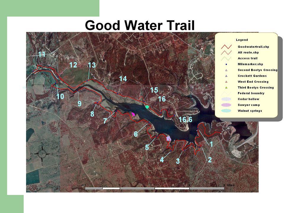Good Water Trail Trailhead Near Cedar Breaks Austin Explorer: http://www.austinexplorer.com