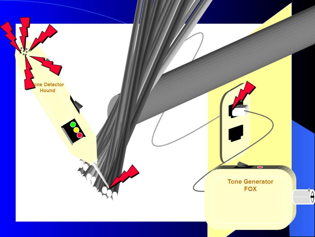 Tone Detector Hound Tone Generator FOX