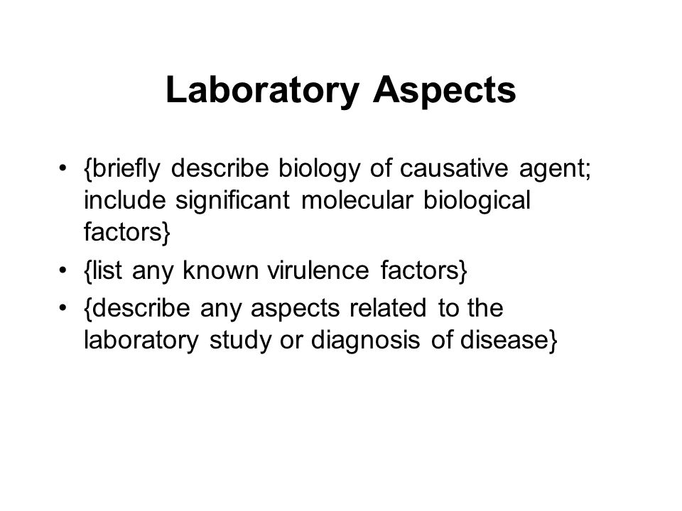 Epidemiology and Ecology {briefly describe where and how disease occurs} {briefly describe the ecological parameters of the causative agent}