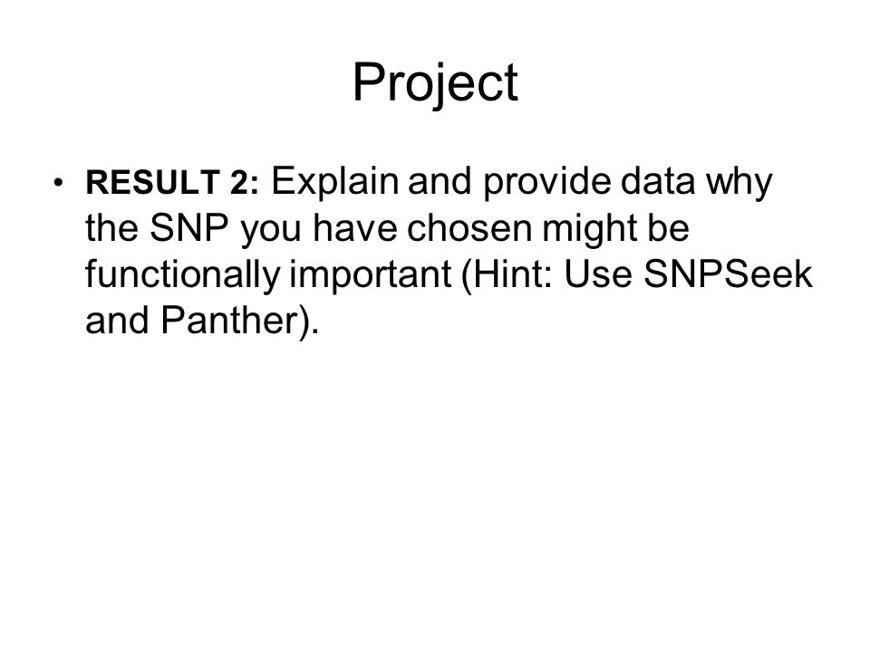 Project RESULTS 3: Does the SNP that differ in allele counts across different populations.